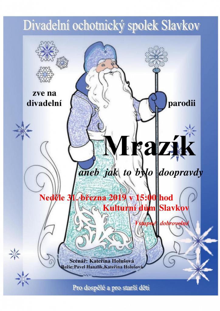 plakát Mrazík