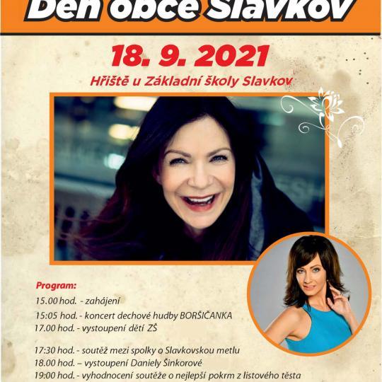 Den obce Slavkov 1